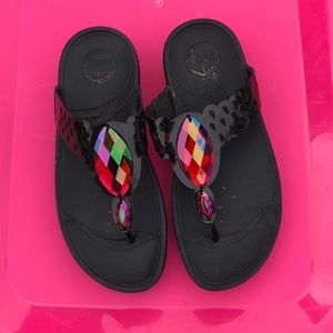 Fit flop jewel sandal